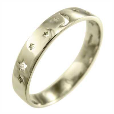 (税込) k10イエローゴールド 星抜き デザイン ムーン 約4mm幅 平らな指輪 地金 平らな指輪 デザイン 約4mm幅, wise:e5cbce75 --- airmodconsu.dominiotemporario.com