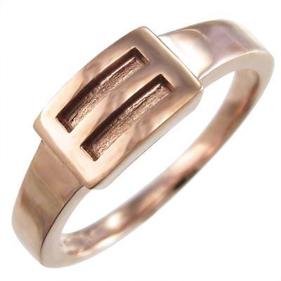 【楽天カード分割】 指輪 メンズ 地金 メンズ k10ピンクゴールド, Natural Cosmetics アンベリール:aae7e5b6 --- airmodconsu.dominiotemporario.com