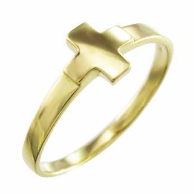 日本未入荷 18kイエローゴールド 指輪 十字架 指輪 十字架 スタンダード, キタムログン:2e4b458e --- odvoz-vyklizeni.cz
