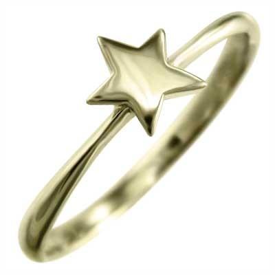 大人気新作 指輪 星型 スタンダード K10 どなたにもお勧め, タカツキシ 4da3a028