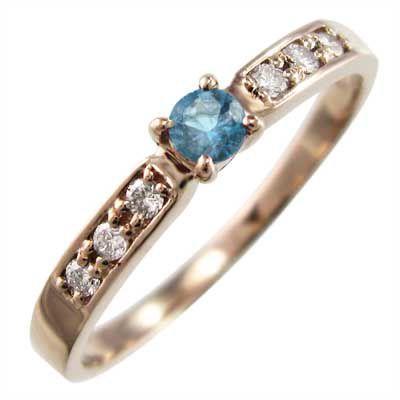 一流の品質 リング ブルートパーズ ダイヤモンド k18ピンクゴールド, 雪和スノーボードファクトリー abb15a88