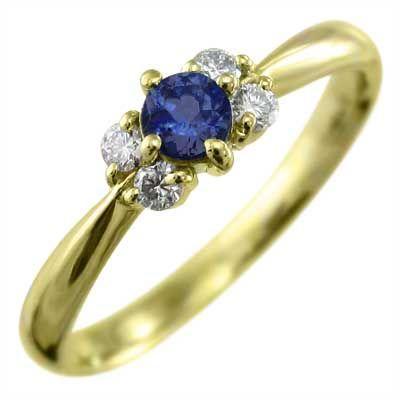 かわいい! ブルーサファイア 指輪 指輪 5石 9月誕生石 9月誕生石 5石 k18イエローゴールド, 挨拶状 はがき 印刷 帰蝶堂:0c4fd02a --- airmodconsu.dominiotemporario.com