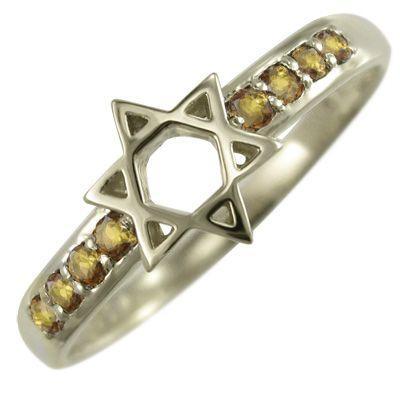 【逸品】 指輪 六芒星 シトリントパーズ 指輪 11月誕生石 六芒星 11月誕生石 k10イエローゴールド, イイパワーズ:caa1098d --- bit4mation.de