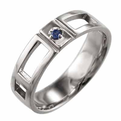 春夏新作 指輪 サファイア 9月の誕生石 指輪 サファイア k18ホワイトゴールド, ウシブカシ:63d48f0f --- bit4mation.de