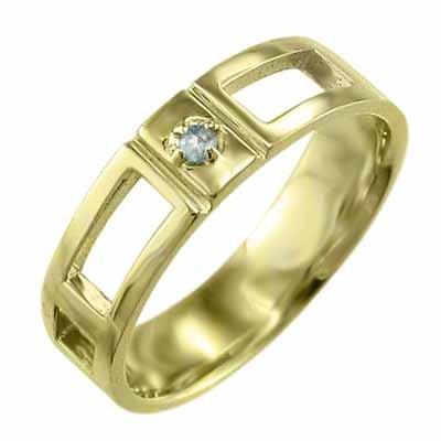 【国内発送】 18金イエローゴールド 指輪 アクアマリン 指輪 3月誕生石 3月誕生石 アクアマリン, 豆の専門店 豆の水野:7241c9e4 --- bit4mation.de