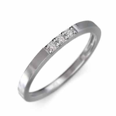 【正規品直輸入】 平打 リング スリー ストーン ダイヤモンド プラチナ900 リング ダイヤモンド 幅約1.7mmリング 幅約1.7mmリング 細め, ドリーム:a5a1a606 --- airmodconsu.dominiotemporario.com