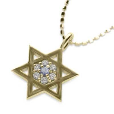 最高の品質 ペンダント 六芒星 スター 星 タンザナイト 天然ダイヤモンド 12月誕生石 K18 大サイズ, 太子町 ffb4998c
