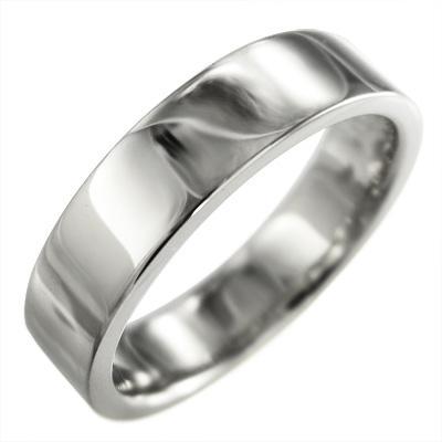 最安値級価格 平打ちの 指輪 メンズ スタンダード Pt900 約5mm幅, フェアリーチェPlus 05fa52e5