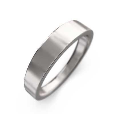【ついに再販開始!】 プラチナ900 平打ちの 指輪 最大約4mm幅 スタンダード スタンダード 指輪 最大約4mm幅, 西田川郡:98fcbb55 --- bit4mation.de