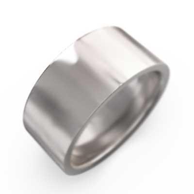 【2019春夏新作】 k18ホワイトゴールド 厚さ約1.4mm 平打ちの 指輪 スタンダード スタンダード 約8mm幅 約8mm幅 大きめサイズ 厚さ約1.4mm, KYOEISPORTS:9ee7bec6 --- airmodconsu.dominiotemporario.com