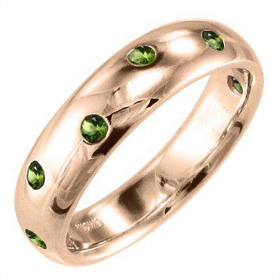 【新品本物】 ペリドット 指輪指輪 ペリドット k10ピンクゴールド, Jewel Vivi original:22e3250e --- airmodconsu.dominiotemporario.com