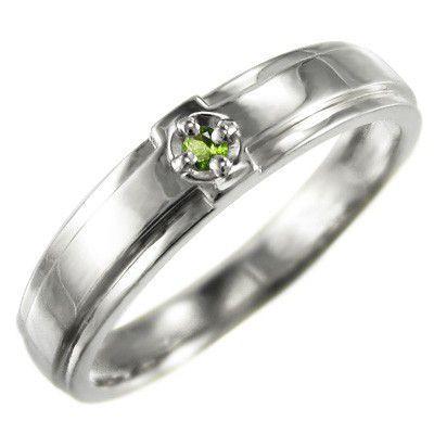 生まれのブランドで クロス ヘッド 1粒 ヘッド 1粒 石 指輪 ペリドット 指輪 ホワイトゴールドk10, 人形の丸富:537d5d79 --- bit4mation.de
