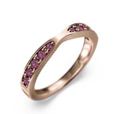 大人の上質  指輪 ルビー ルビー 指輪 k18ピンクゴールド 7月誕生石 7月誕生石, ジェットラグ:387fb550 --- airmodconsu.dominiotemporario.com
