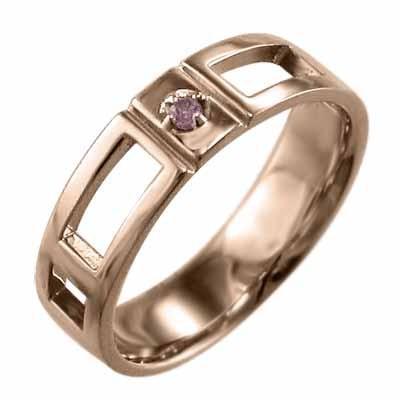 驚きの値段 指輪 ピンクサファイア 10月誕生石 k10ピンクゴールド, 新しいスタイル 691bb10b