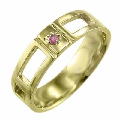 【新品、本物、当店在庫だから安心】 指輪 k18 ピンクトルマリン 10月誕生石 指輪 k18, Schott:ab8dbb57 --- airmodconsu.dominiotemporario.com