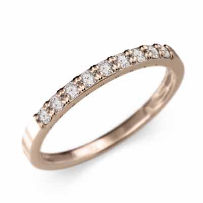 超高品質で人気の 平打ち リング ハーフ ハーフ 一文字 リング 幅約1.7mmリング 天然ダイヤモンド k10ピンクゴールド 幅約1.7mmリング 一文字 細め, ZAKKA ZOO:f5a4a89b --- bit4mation.de