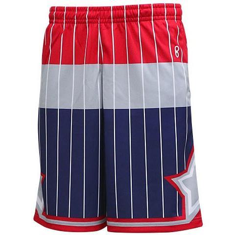 Ballist Classic Star Shorts(ボーリスト クラシック スター ショーツ) 紺/グレー/赤