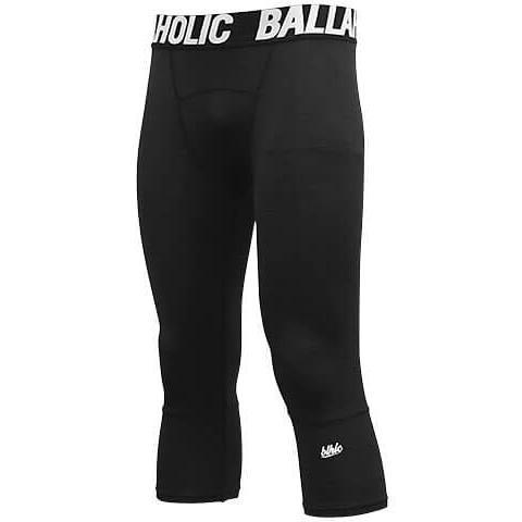 Ballaholic(ボーラホリック) Compression 3/4 Tights(コンプレッション 3/4 タイツ) 黒