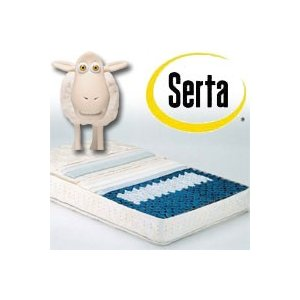 正規品 SERTA(サータ) ポスチャーピローソフトデラックス(片面ピローソフトタイプ)キング1 幅(97×2)×長さ196×厚さ29cm