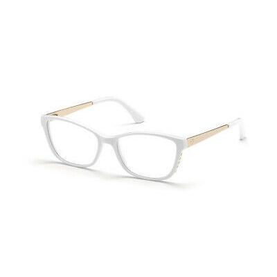 殿堂 リーディンググラス ゲス Authentic ゲス Frames GU2721 Eyeglasses Guess Authentic GU2721 White 021, 和菓子いちご大福の菓匠あさだ:bf97cb30 --- sonpurmela.online