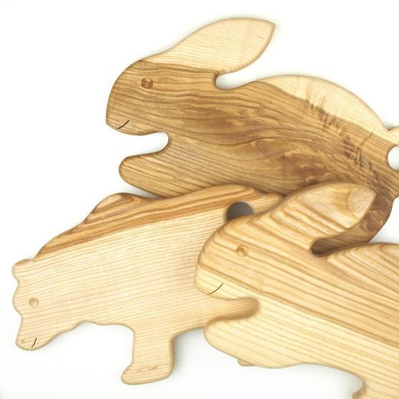 ドイツ製 アニマルシェイプ 木製 カッティングボード まな板 トレー キッチン 雑貨 かわいい パン おしゃれ ナチュラル パーティー|slowworks|06