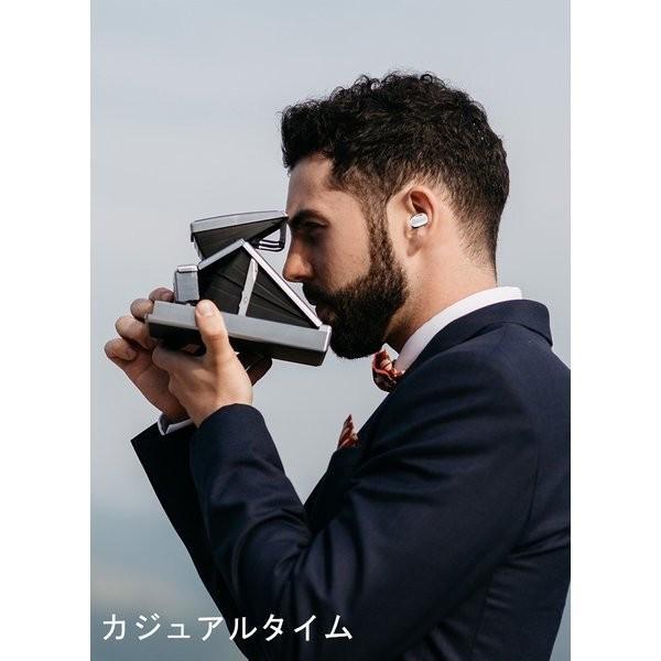 ワイヤレスイヤホン 片耳 ヘッドセット 高音質 超小型 ブルートゥースイヤホン Bluetooth 4.1 ハンズフリー通話 超小型 マイク内蔵無線通話 ハイレゾ級高音質|slub-shop|14