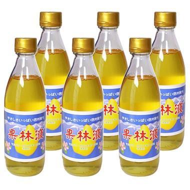 果林液 花梨 マルメロ 濃縮液 三倍希釈用 360ml×6本 のどにやさしい 清涼飲料水 smafy