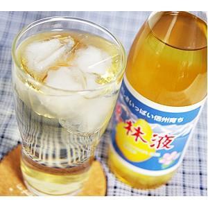 果林液 花梨 マルメロ 濃縮液 三倍希釈用 360ml×6本 のどにやさしい 清涼飲料水 smafy 02