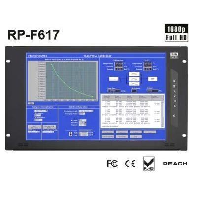 オースティンヒューズ [RP-F617] 17インチ フルHD ラックマウントディスプレイパネル smafy