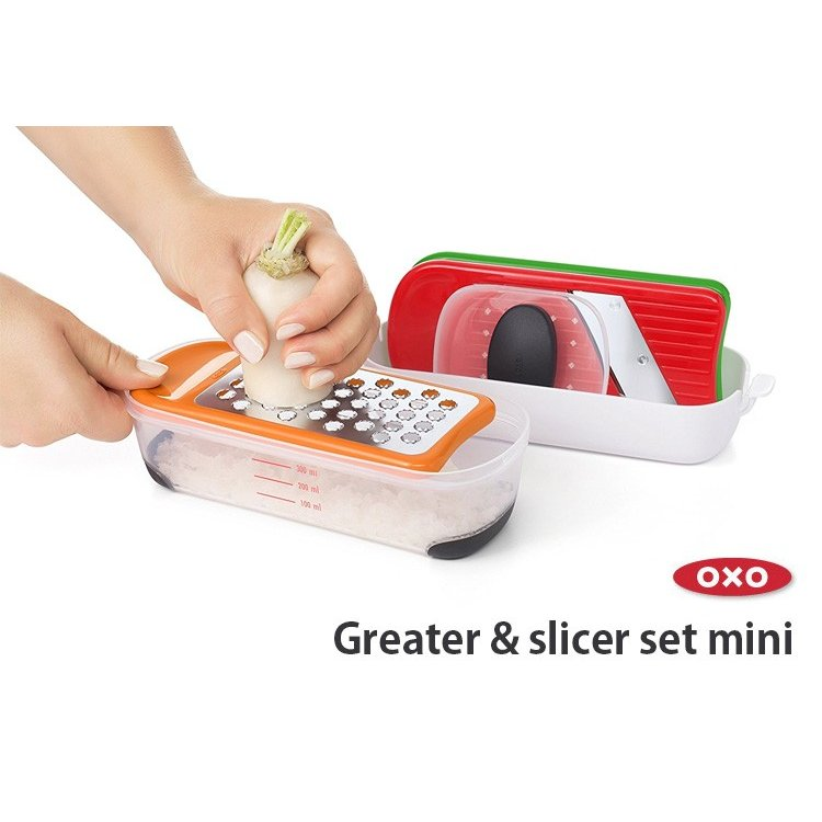 OXO グレーター&スライサーセット ミニ /オクソー  /(ZK)|smart-kitchen|02