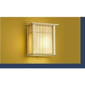 エクステリア 防雨型 照明器具 LED おしゃれ AU39962L 屋内外兼用 電球色 白熱球40W相当 和風 玄関 旅館 料亭