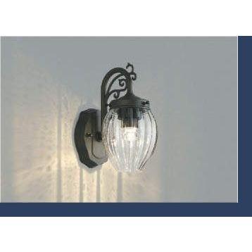 エクステリア 防雨型 照明器具 照明器具 LED おしゃれ AU42400L 屋内外兼用 電球色 白熱球60W相当 アンティーク クリアガラス ポーチ 玄関