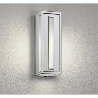エクステリア 屋外灯 照明器具 LED おしゃれ シンプル シンプル 電球色 防雨型 LED電球 60W相当 調光器不可 人感センサ付
