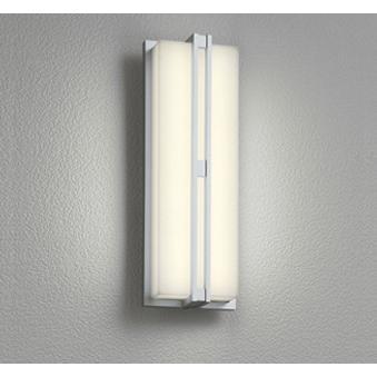 エクステリア 屋外灯 屋外灯 照明器具 LED おしゃれ シンプル 電球色 防雨型 LED一体型 60W相当 調光器不可 人感センサ付