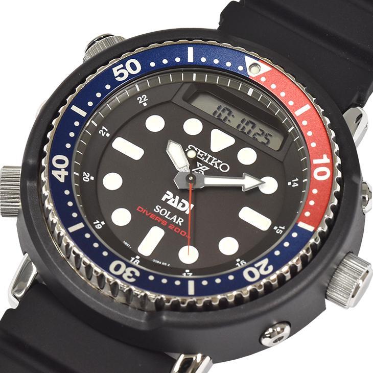 SEIKO セイコー 腕時計  SNJ027P1 プロスペックス PROSPEXアナデジ アーノルド アーニー ダイバースキューバ メンズ 逆輸入 海外モデル smart2003 02