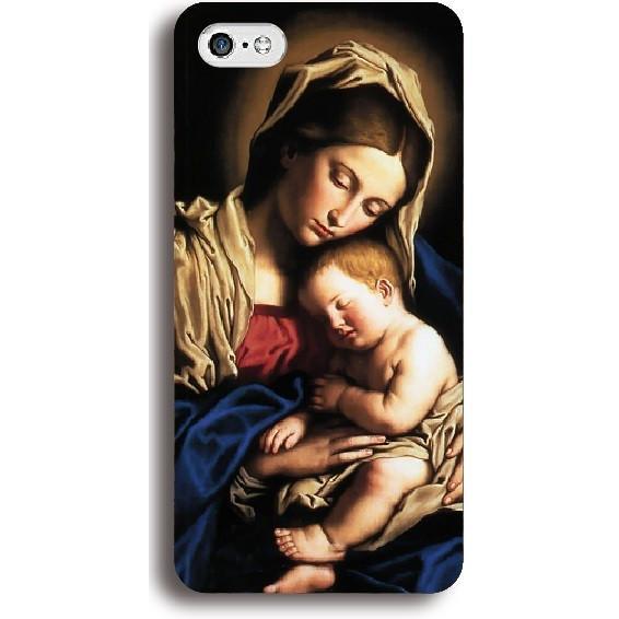 聖マリア ハードケース iPhone7 iPhone6s Xperia Galaxy|smartgadget