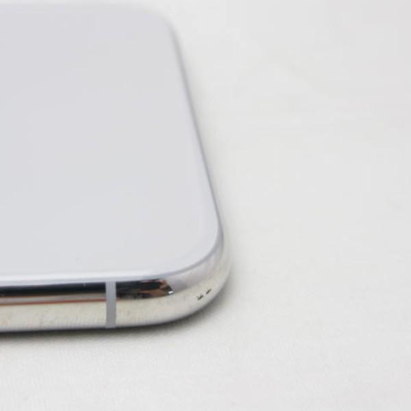 スマートフォン SoftBank 白ロム  SoftBank iPhoneX 256GB シルバー