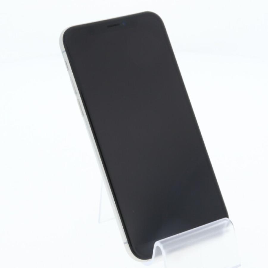 スマートフォン docomo 白ロム  docomo iPhoneX 64GB シルバー