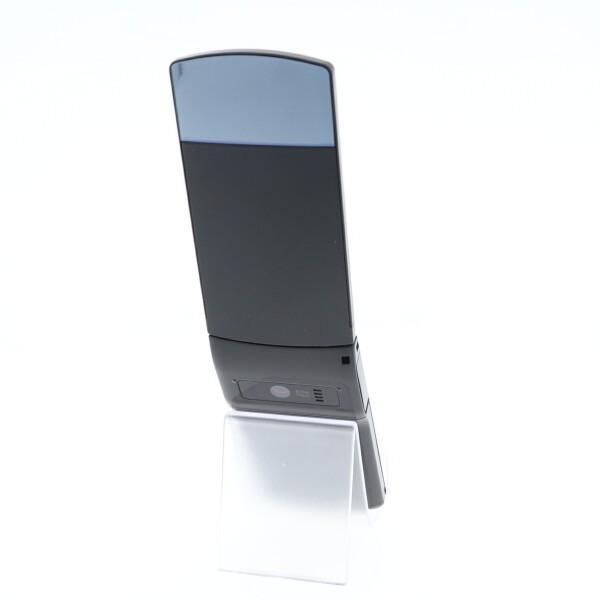 携帯電話 docomo 白ロム  N-01G BLACK