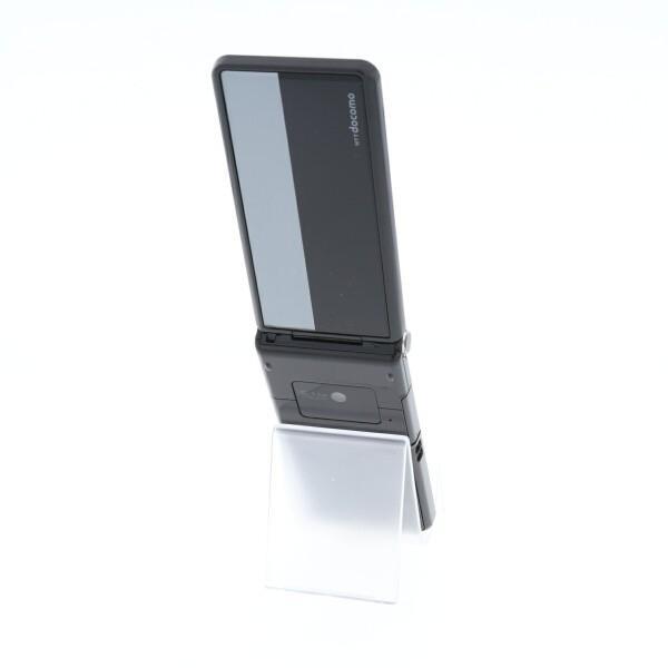 携帯電話 docomo 白ロム  P-01E ブラック