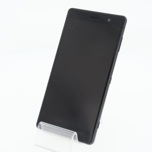 スマートフォン au 白ロム  SOV38 Xperia XZ2 Premium クロムブラック