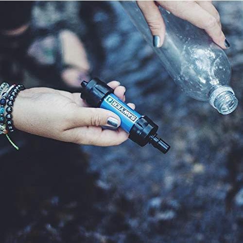 SAWYER ソーヤー ミニ 携帯用浄水器 災害時、緊急時に安全な水を確保できます[並行輸入品]|smile-box|05