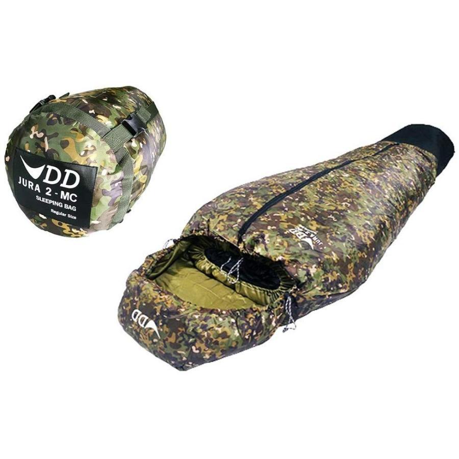 DD Jura 2 - Sleeping Bag スリーピングバッグ- Regular size レギュラーサイズ - MC