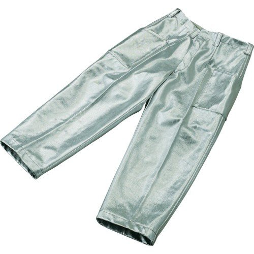 TRUSCO(トラスコ中山) TSP-2XL スーパープラチナ遮熱作業服 ズボン XLサイズ【2878917】