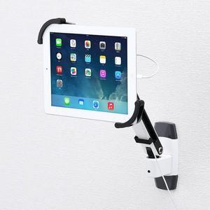 サンワサプライ 7〜11インチ対応iPad・タブレット用アーム(壁面用) 7〜11インチ対応iPad・タブレット用アーム(壁面用) CR-LATAB10