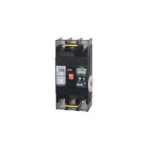 テンパール工業 BU-123.1EC 60A リード線付 配線用遮断器 BU12301EC06V 単3中性線欠相保護付