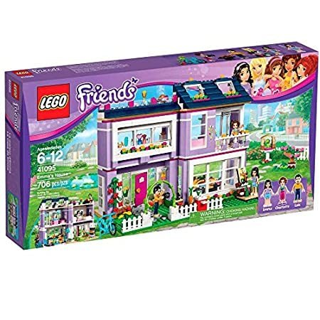 LEGO Friends 41095 Emma's House smile-products