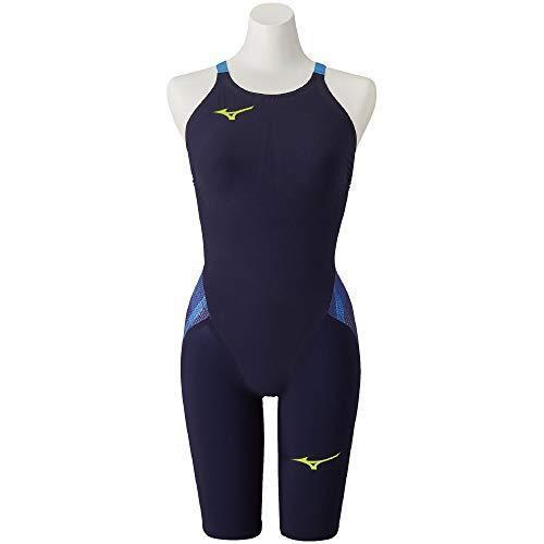 MIZUNO(ミズノ) レース用競泳水着 レディース GX·SONIC V ST ハーフスーツ N2MG0201 カラー:ブルー サイズ:S FINA(国際水