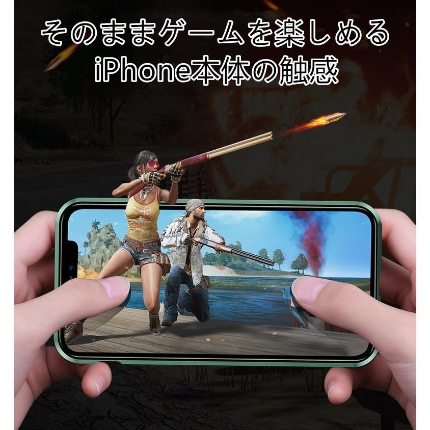 送料無料 スマホケース 360度全面保護 iPhone7 8 7Plus iPhoneSE 2020 11 11Pro ProMAX XsMax XR Xs iPhone12 Pro mini 12ProMax 強化ガラス 衝撃吸収 透明 smilegg-shop 07