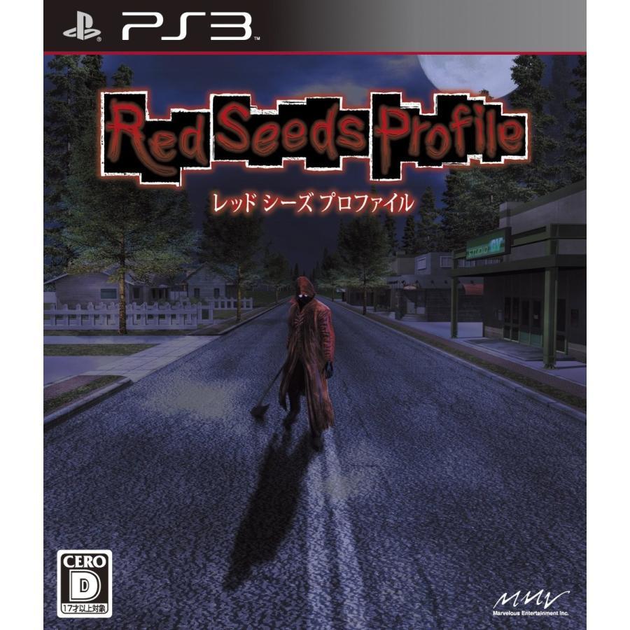 レッド シーズ プロファイル - PS3 smilehometen